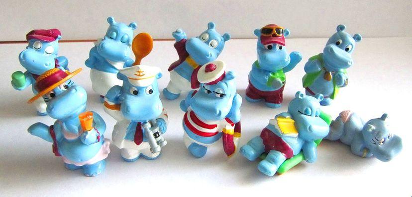 Набор игрушек от Киндер сюрприза