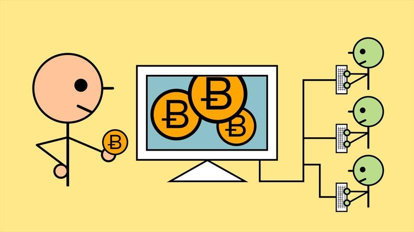 Блокчейн и биткоины