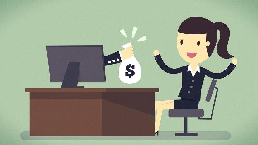 Финансовые риски удаленной работы в интернете