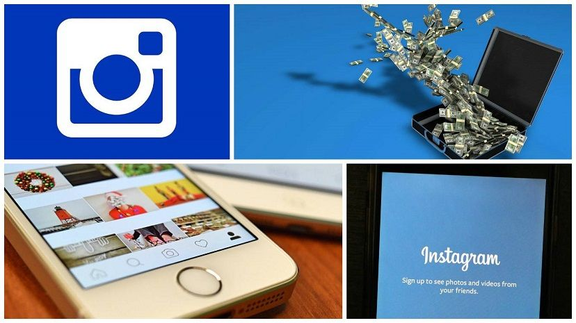 Заработок на картинках в Инстаграме