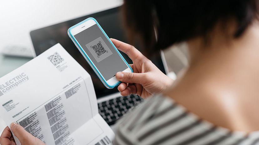 Сканирование QR кодов с чеков