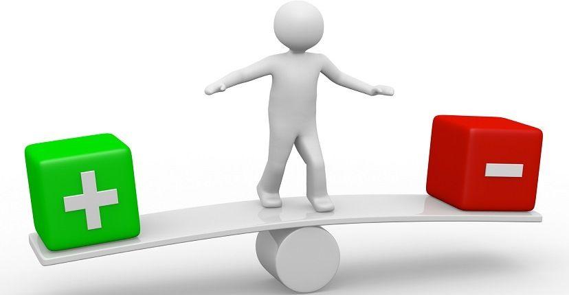 Плюсы и минусы заработка на бинарных опционах