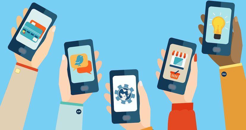 Мобильные приложения
